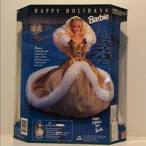 Barbie Other - Happy holidays Barbie 1994 Mattel 12155
